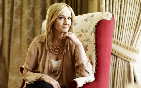 J.K. Rowling Partners with Warner Bros. for New Potter-Related Film