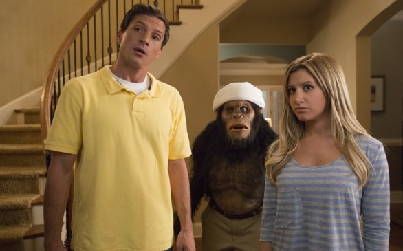 <i>Scary Movie</i> Franchise Returns with Simon Rex, Ashley Tisdale