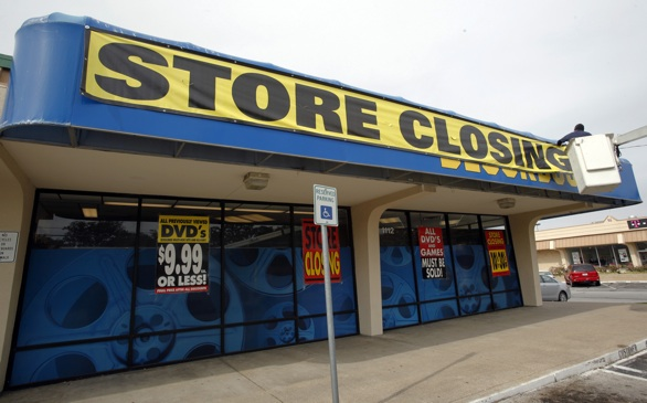 Say 'Goodbye' to Blockbuster: All Remaining Stores Will Close By Early Next Year