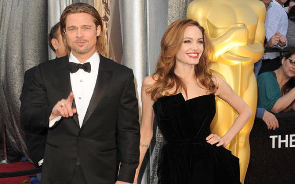 Did Angelina Jolie Show Too Much Leg?