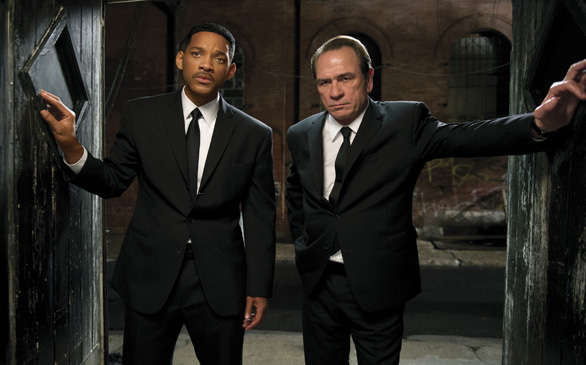 <i>Men In Black 3</i> Cost About $375 Million to Make