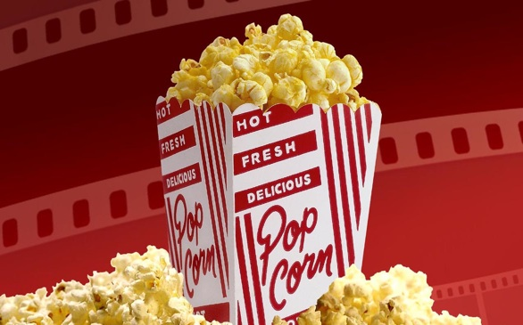 STUDY: Chewing Popcorn Makes Us Ignore Ads at the Movies
