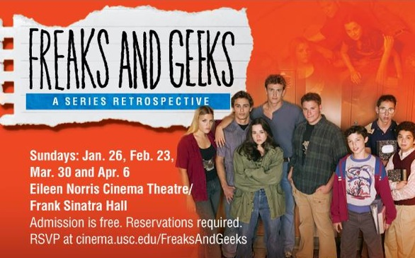 'Freaks and Geeks' Comes to USC
