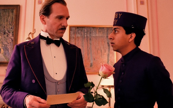 Check Into Wes Anderson's Colorful <i>Grand Budapest Hotel</i>