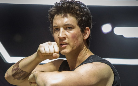 Miles Teller Has Fun Being Bad in Divergent   The actor talks the film    Miles Teller Car Accident