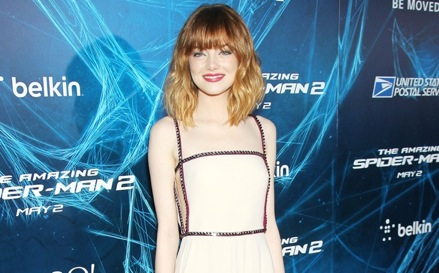 WATCH: Emma Stone's 4 Best Moments from <i>The Amazing Spider-Man 2</i> Press Tour