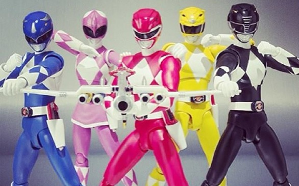 <i>Mighty Morphin Power Rangers</i> Gets Reboot