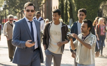 Jon Hamm and Disney Roll the Dice on a Hollywood Comedy