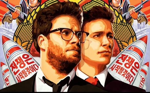North Korea Calls James Franco, Seth Rogen Movie  'Act of War'