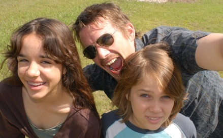 <i>Boyhood</i> Captures Fictional Family Growing Up in Real Time