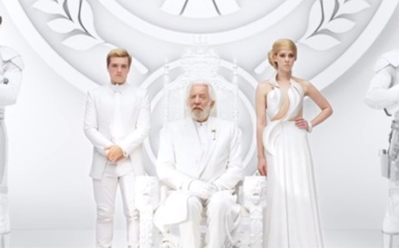 TRAILER ALERT: 'The Mockingjay Lives' in <i>Hunger Games</i>' Second Promo