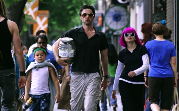 Zach Braff Clears Some Things Up About His Latest Movie, <i>Wish I Was Here</i>