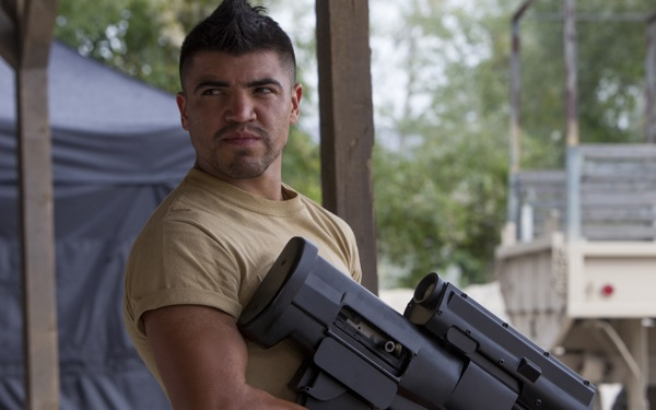 Boxer Victor Ortiz Talks Transitioning into Acting for <i>The Expendables 3</i>