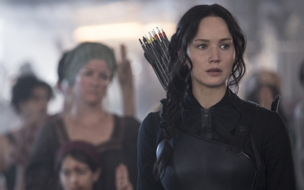 WATCH: <i>The Hunger Games: Mockingjay</i> Trailer is Here!