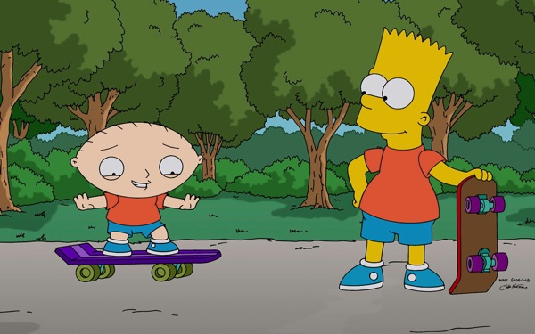 Will Rape Joke Appear in 'Simpsons,' 'Family Guy' Crossover Episode?