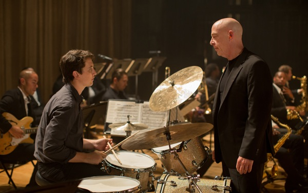 Miles Teller, J.K. Simmons Stay on Beat in <i>Whiplash</i>