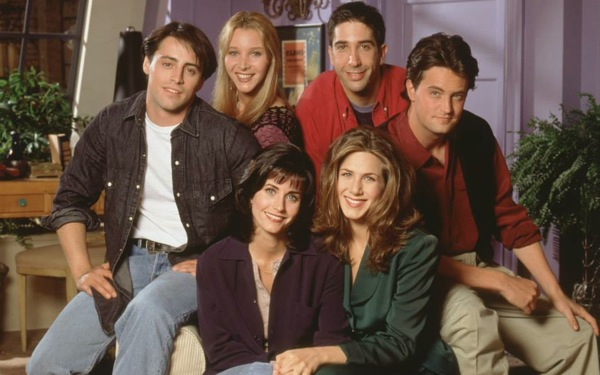 'Friends' is Coming to Netflix New Year's Day