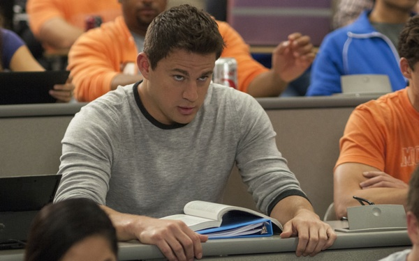 Channing Tatum Doesn't Want <i>23 Jump Street</i> to be a 'Cop-Out'