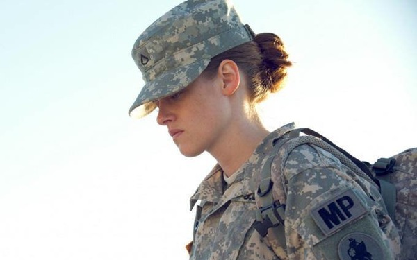 K-Stew Holds Her Own in a Soldier's World in <i>Camp X-Ray</i>