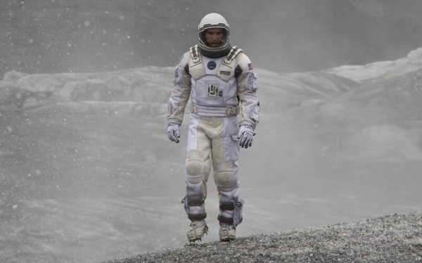 <i>Interstellar</i>: <i>Inception</i> in Space? Christopher Nolan Explores Relativity Once Again