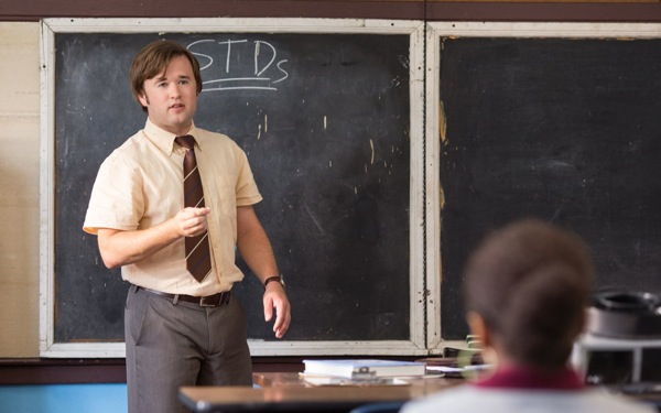 Haley Joel Osment is All Grown Up in Raunchy Comedy, <i>Sex Ed</i>