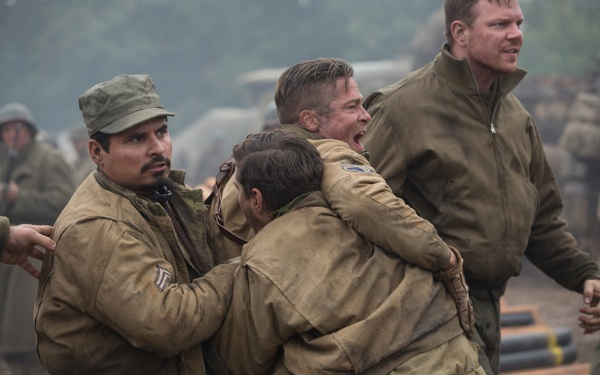 Veterans Can See <i>Fury</i> for Free this Veteran's Day at ArcLight Hollywood!
