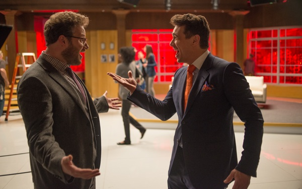 Stereotypes, Forced Humor Assassinate <i>The Interview</i>