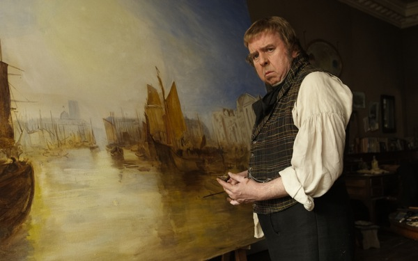 Dir. Mike Leigh Paints Beautiful Portrait of British Artist, <i>Mr. Turner</i>