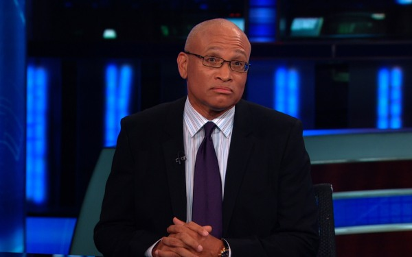 Larry Wilmore Relishes the Challenge of Replacing Stephen Colbert