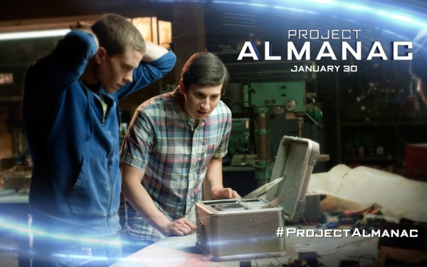 <i>Project Almanac</i> (Paramount Pictures)