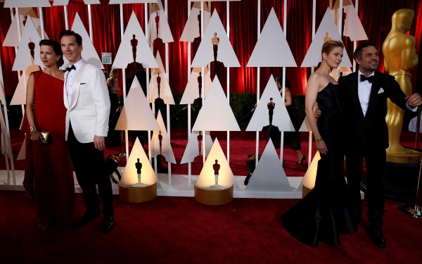 Academy Awards telecast is all too predictable