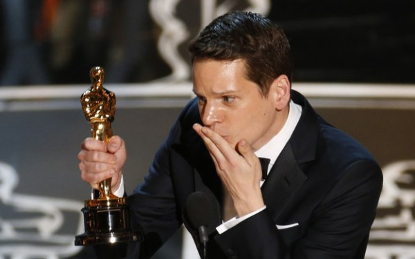 Oscar-winning writer Graham Moore discusses his depression