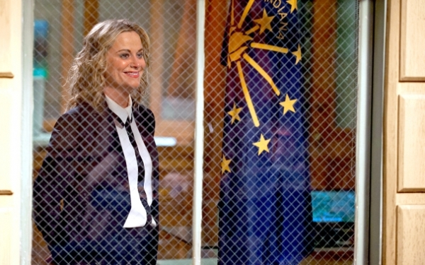 Leslie Knope, other 'Parks' figures were genuine, and that made viewers care