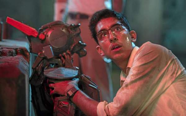 Dev Patel shows range as star in <i>Chappie</i> and <i>The Second Best Exotic Marigold Hotel</i>