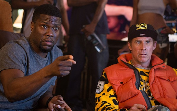 Laughing 'Hard': Ferrell, Hart turn stereotypes into slapstick in buddy flick
