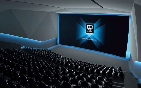 AMC and Dolby are teaming up to build 100 high-tech theaters