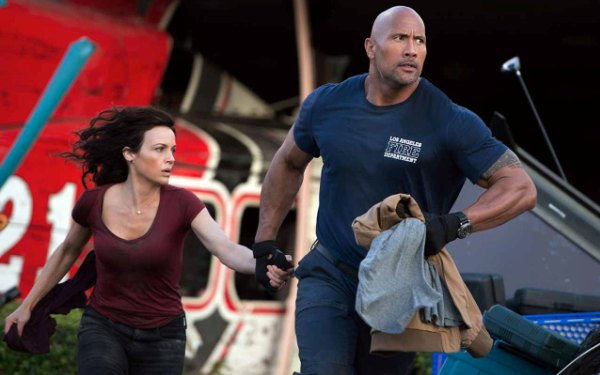 <i>San Andreas</i>, starring Dwayne Johnson, shakes up the disaster genre