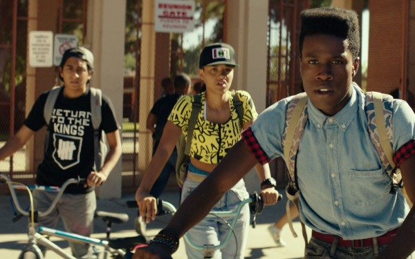 In director Rick Famuyiwa's <i>Dope</i>, style is a matter of fact