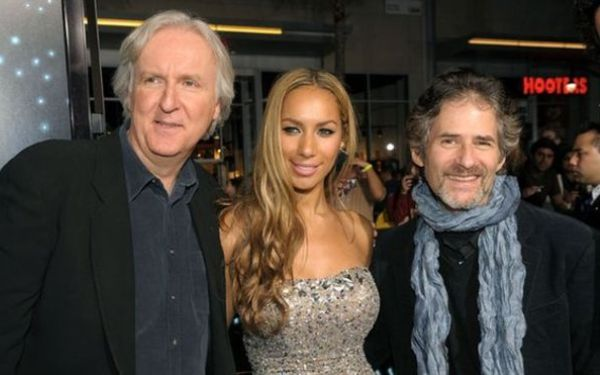 James Horner's music, James Cameron's film visions intertwined