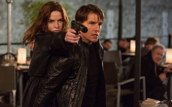 Director Christopher McQuarrie reveals what makes <i>Mission: Impossible -- Rogue Nation</i> unique