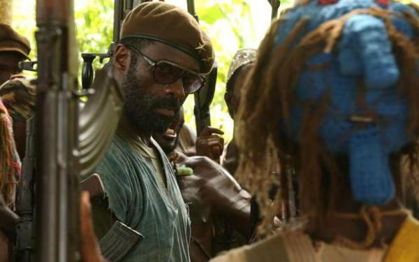 Netflix is challenging the big theater chains with its <i>Beasts of No Nation</i> opening