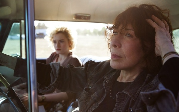 Dir. Paul Weitz, Lily Tomlin and Sam Elliot discuss the hilarious anger of <i>Grandma</i>