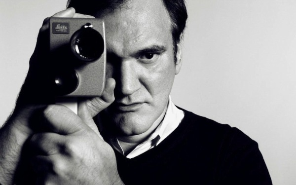 Film is not dead - not according to Quentin Tarantino