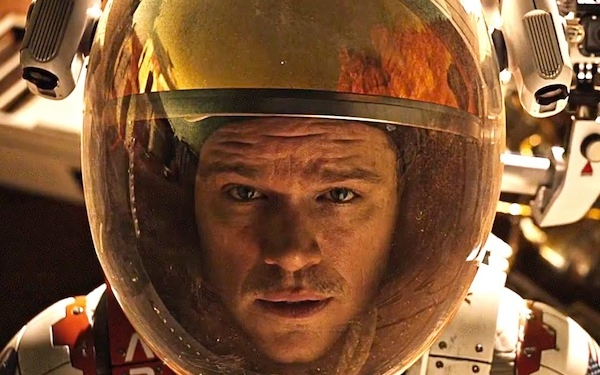 Ridley Scott's most welcome return to form with <i>The Martian</i>