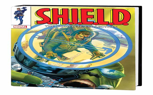 Captain Comics: 50 years of S.H.I.E.L.D., Nick Fury and over-the-top fandom