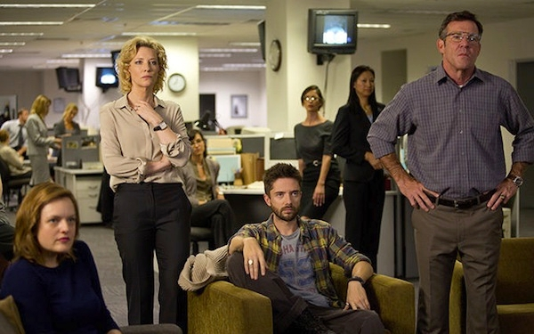 <i>Truth</i>: a newsroom drama packed with little punch