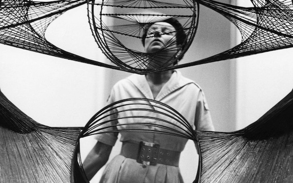 Dir. Lisa Immordino Vreeland on courage in <i>Peggy Guggenheim: Art Addict</i>