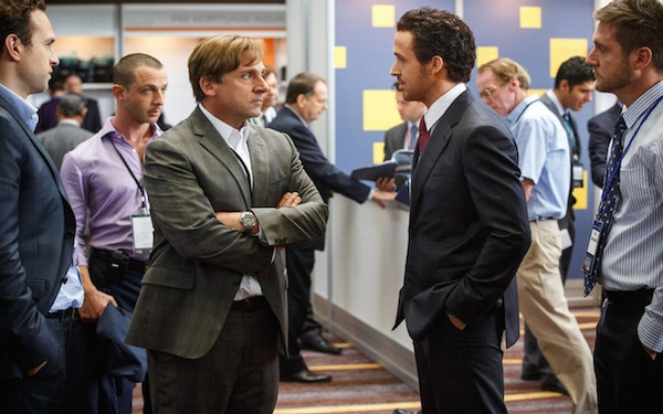 The gamble on Adam McKay and 'The Big Short' looks like it might pay off