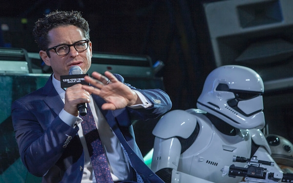 J.J. Abrams finds himself at center of Hollywood's universe