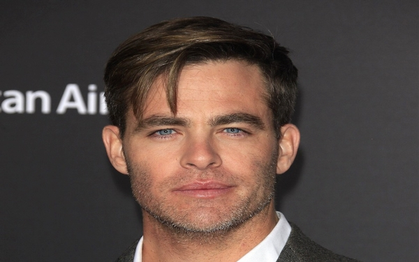 Chris Pine takes command of his career